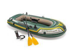 Opblaasboot-Intex-Seahawk-2-set