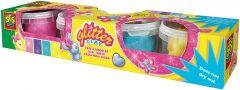 SES-Creative-glitterklei---4-kleuren