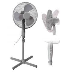 Ventilator-Staand-40cm-Wit