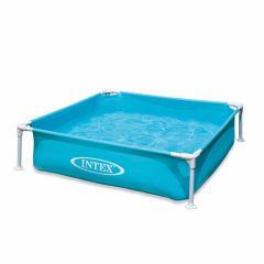 Intex-kinderzwembad---Mini-Frame-Pool---blauw-(122-x-122-cm)