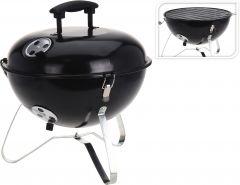 Kolen barbecue bolvorm 35cm zwart