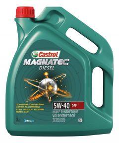 Castrol Magnatec Diesel 5W40 DPF 5 liter