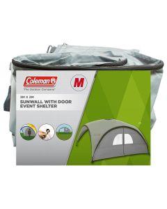 Coleman Event Shelter Pro M Silver Sunwall Door