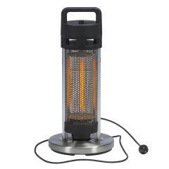 Draagbare-RVS-heater