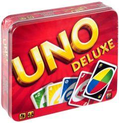 Uno-Deluxe-Kaartspel