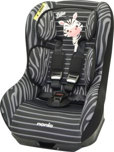 Autostoel-Nania-Driver-Zebra-0/1