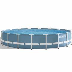 INTEX™-Prism-Frame-Pool---Ø-549-x-122-cm-(set)