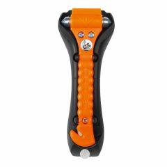 Lifehammer oranje glow in the dark