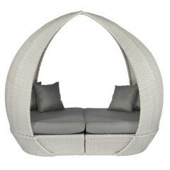 Pure-Garden-&-Living-Peach-lounge-eiland-wicker-grijs