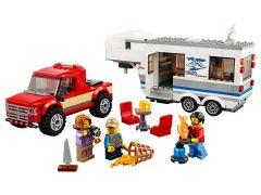 LEGO-City-Pick-uptruck-en-caravan---60182