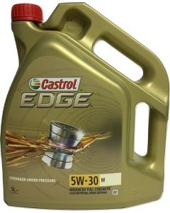 Castrol Edge 5w30 M - Motorolie - 5L