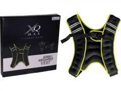 XQ-Max-gewichtsvest-5-Kg-Zwart/geel-One-Size