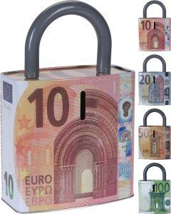 Spaarpot Euro - slot