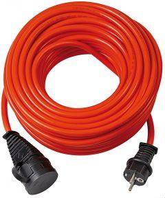 Brennenstuhl Verlengsnoer 10M Oranje IP44