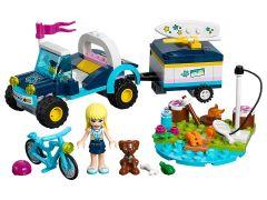 LEGO Friends Stephanie's buddy en aanhanger - 41364