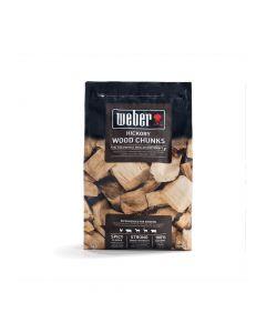 Weber Hickory houtblokjes