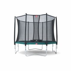 Trampoline-BERG-Favorit-380-+-Safety-Net-Comfort