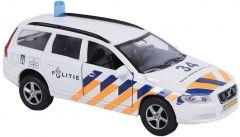 Politie-speelgoedauto-Volvo-V70