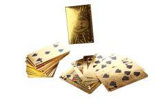 Speelkaarten-goud