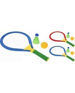 Tennisset 4-delig