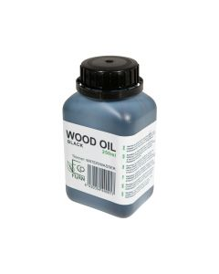 Ecofurn houtolie zwart - 2,5 dl