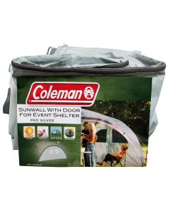 Coleman Event Shelter Pro XL Silver Sunwall Door