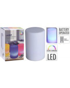LED-lamp met afstandsbediening