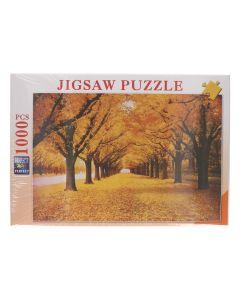 Puzzel  herfst bos 1000 stuks