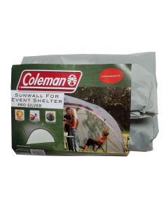 Coleman Event Shelter Pro XL Silver Sunwall