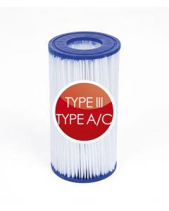 Bestway Flowclear Filtercartridge Type III