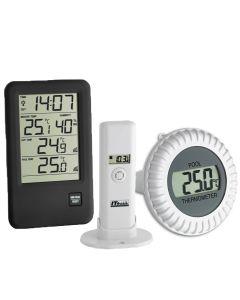 Zwembad & Vijver Thermometer TFA Dostmann MALIBU