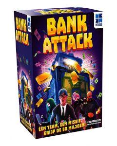 Bank Attack Coöperatief Gezelschapsspel - Nederlandse versie