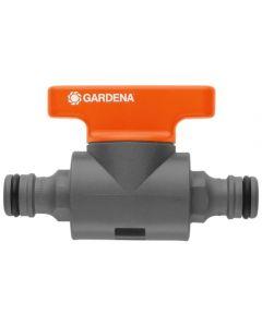 Gardena koppeling met reguleerventiel - 2976-20
