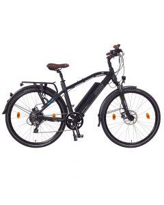 "NCM Elektrische Trekking bike Venice+ 28"" Zwart"