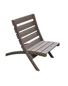 Ecofurn City Granny chair - grijs