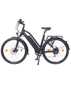 """NCM Elektrische Trekking bike Milano+ 26""""-28"""" 48V zwart"""