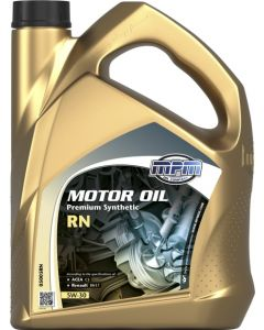 Motor olie 5W-30 premium synthetic RN 5 liter