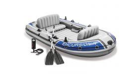 Opblaasboot-Intex---Excursion-4-Set