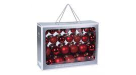Kerstballen-set-52-stuks-Rood