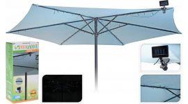Solarverlichting-parasol
