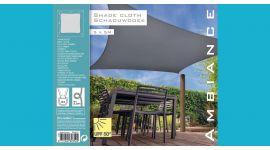 Schaduwdoek-Vierkant-Lichtgrijs-5x5