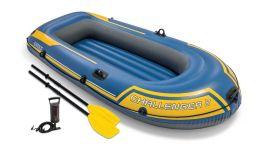 Opblaasboot-Intex---Challenger-2-Set