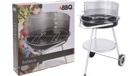 Houtskool Barbecue 45cm halfrond