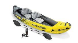 Opblaasboot-Intex---Explorer-K2-Set