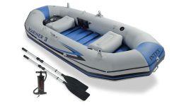 Intex-opblaasboot---Mariner-3-Set