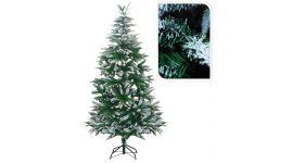 Kerstboom met sneeuw 180cm