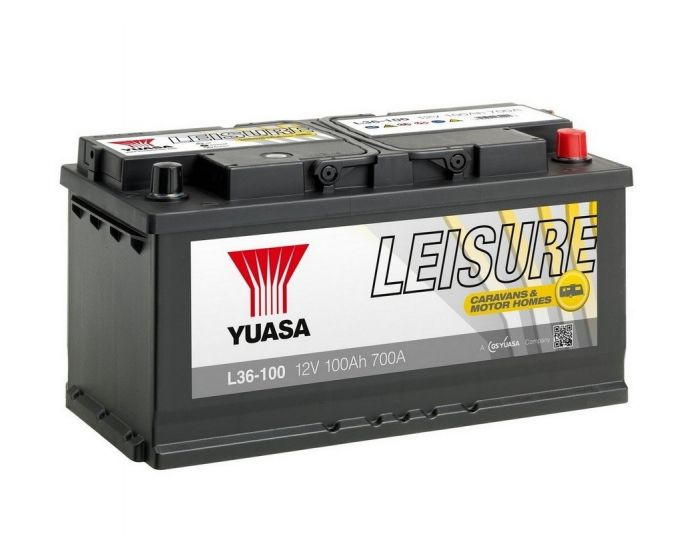 Yuasa L36-100 recreatie accu