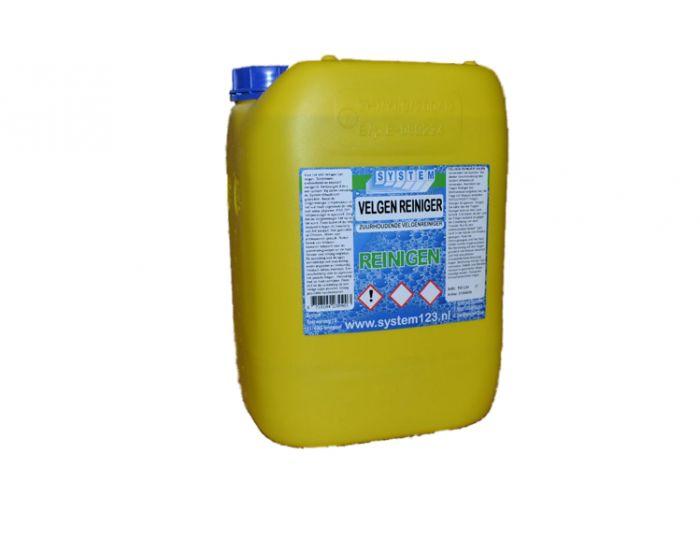 System velgenreiniger  10 liter