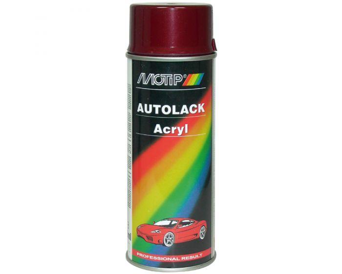 Motip Autolak Metallic Rood 400 ml