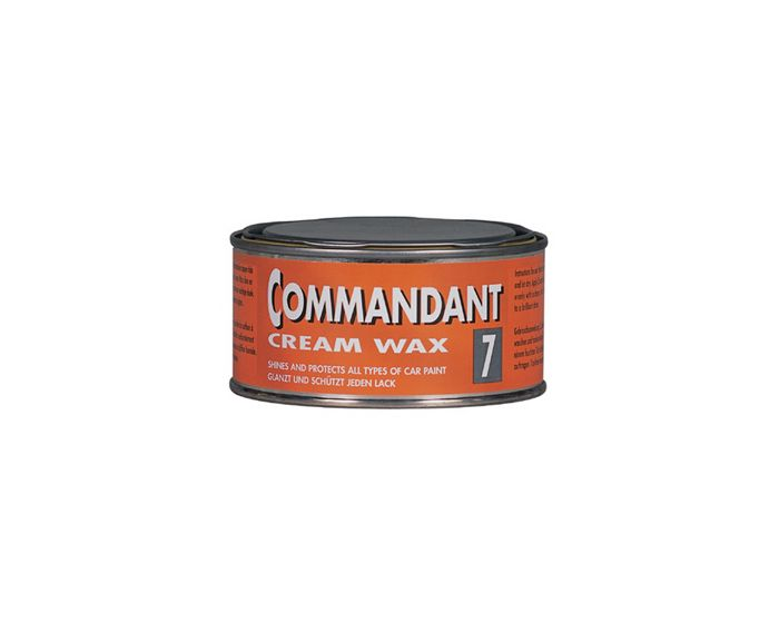 Commandant Cream Wax nr. 7